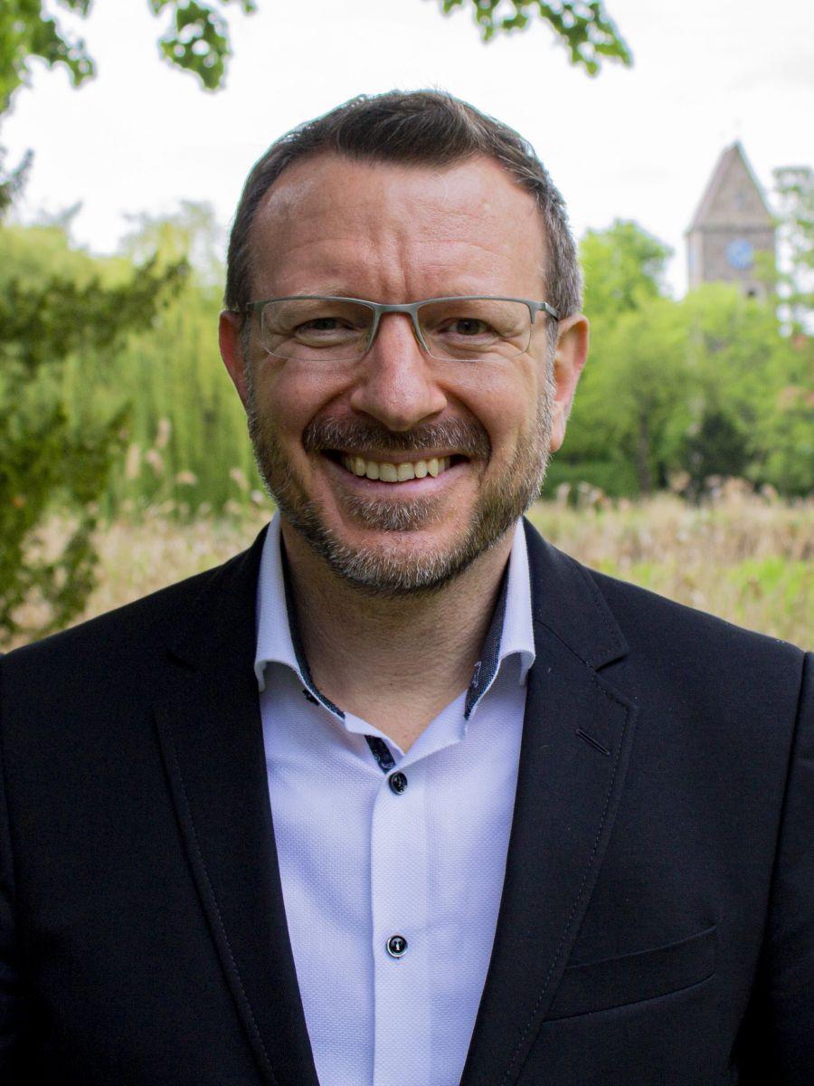 Dr. Jan-Marco Luczak, Vorsitzender CDU Lichtenrade